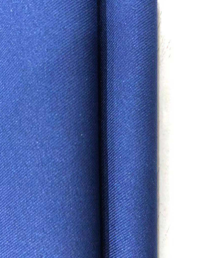 What is the general composition of woven fabrics?