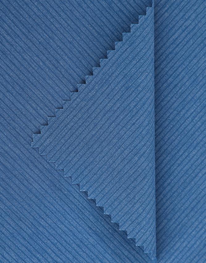 Business Causal JZ-W785 heather stripe stretch fabric